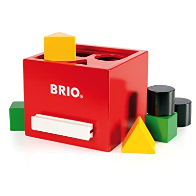 Brio World - 30148 Sorting Box Preschool Toy: Toys & Games