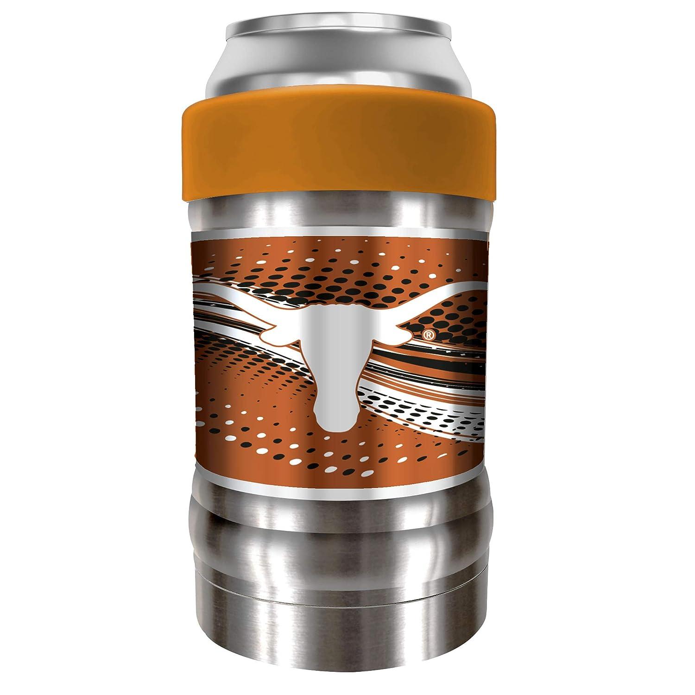 Great American NCAA Texas Longhorns Locker Vacuum Insulated Can /& Bottle Holder