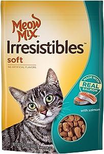Meow Mix Irresistibles Cat Treats