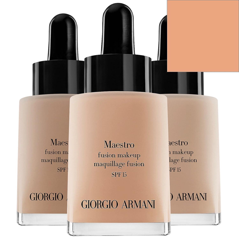 Giorgio Armani Maestro Fusion Make Up Foundation Spf 15, 5.5, 1 Ounce