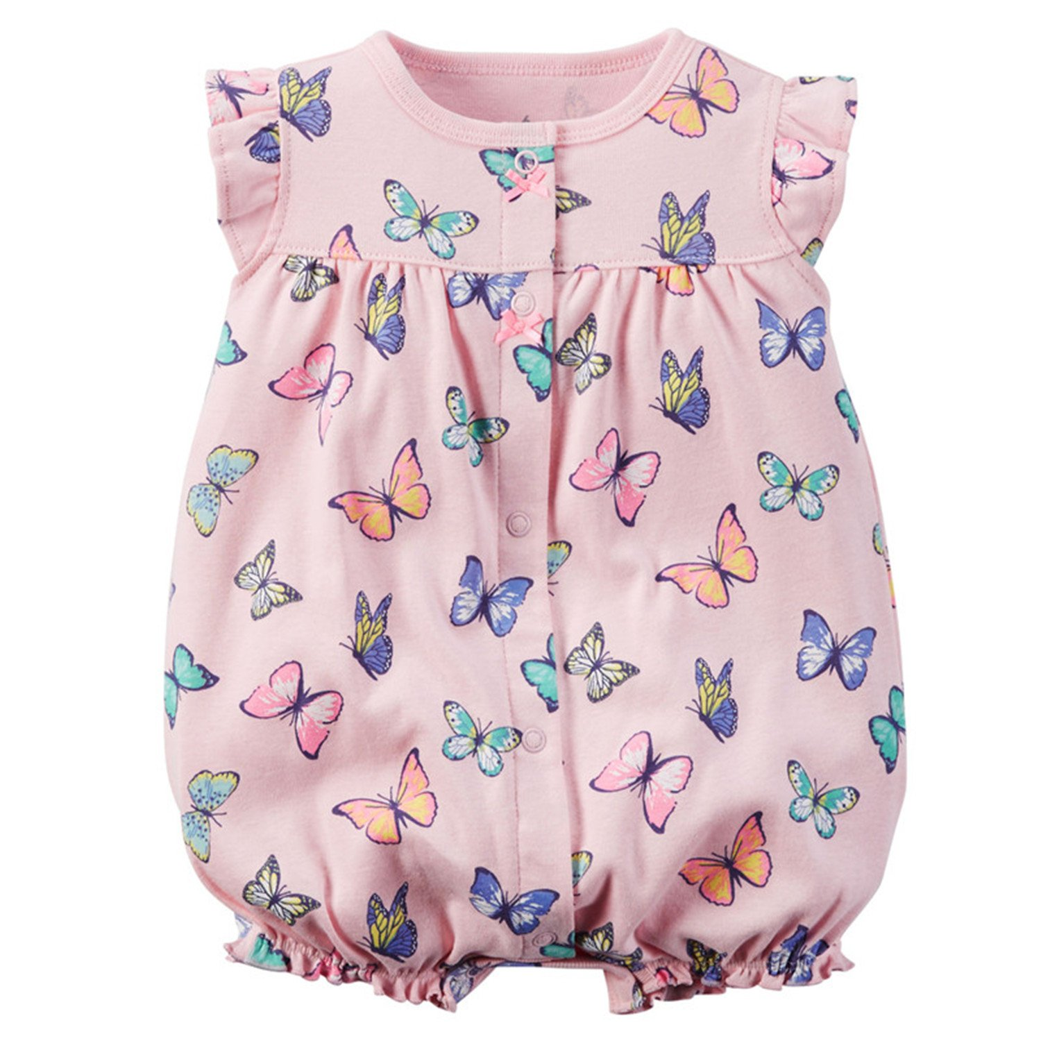 Susan1999 Baby Rompers Baby Girl Dress Cotton Newborn Baby Infant Jumpsuits Kids Clothes
