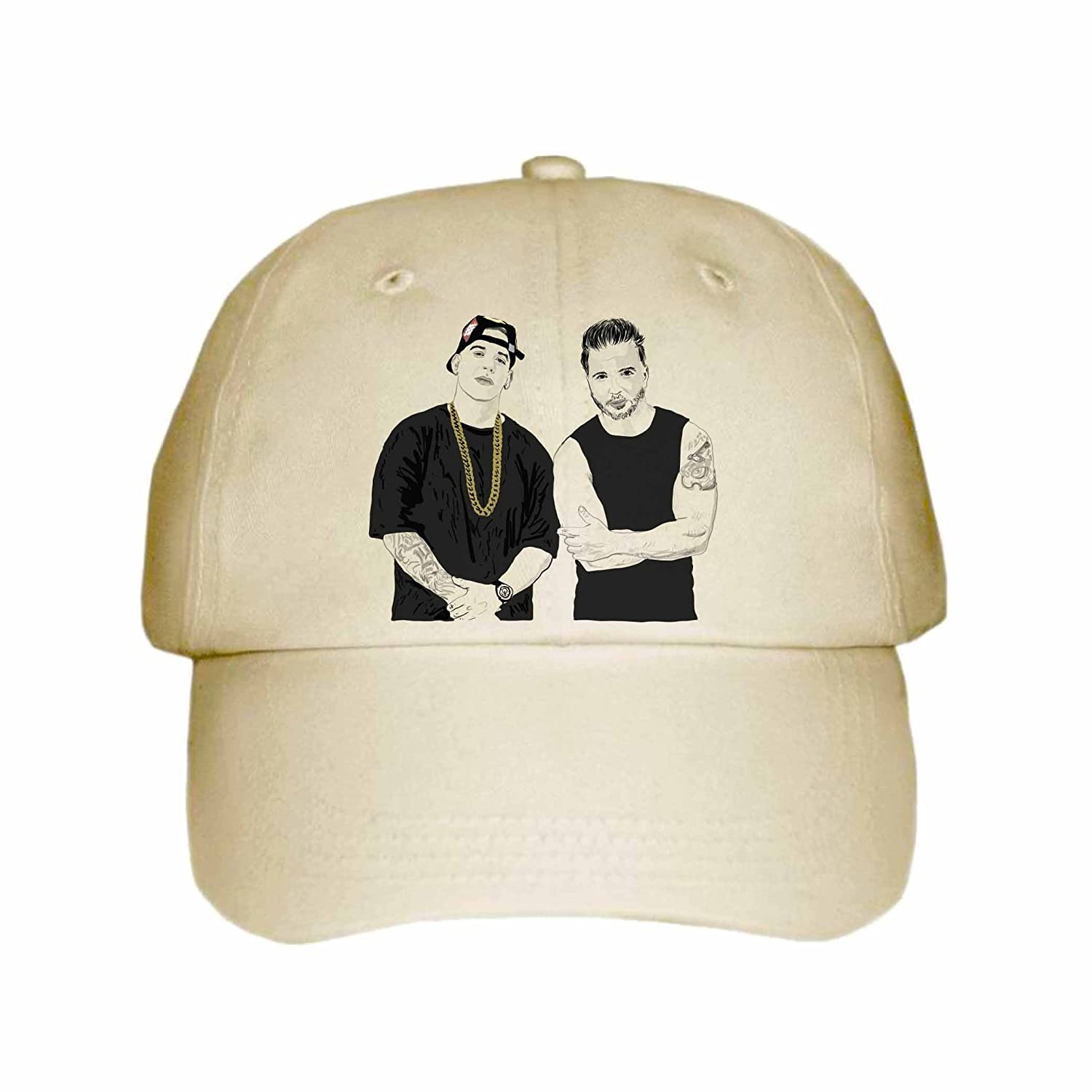 Babes   Gents Luis Fonsi and Daddy Yankee Despacito Cap Hat (Unisex)  (Khaki) at Amazon Men s Clothing store  1982716e09f
