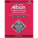 O21X - Arban Complete Conservatory Method for Trumpet (New Authentic Edition with Accompaniment and Performance tracks) (TROM