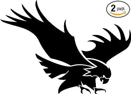 Amazon com: UCS Vector Portal Flying Eagle Silhouette (2
