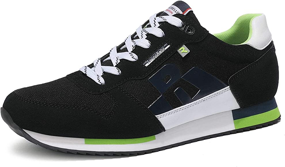 ARRIGO BELLO Zapatillas Deportivas Hombre Running Zapatos Vestir ...