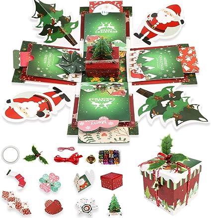 Amazon.com: Caja de regalo de explosión de OurWarm para ...