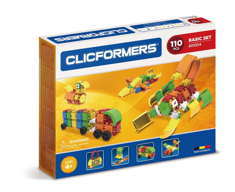 Clicformers Clicformers Clicformers – 801004 fr – Set Basic – 110 teilig 6c5ca2