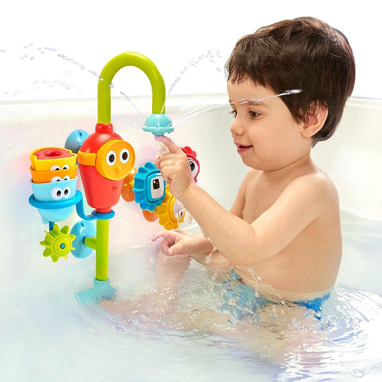 Bath Toy- Spin N Sort Spout Pro