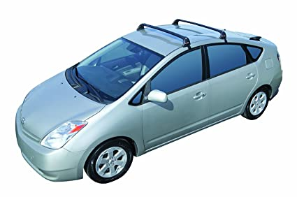 Prius Roof Rack >> Amazon Com Rola 59728 Removable Mount Gtx Series Roof Rack For