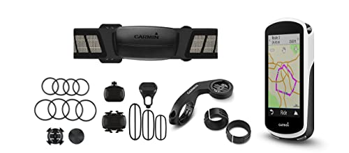 Sensors Support - Garmin Edge 1030 Bundle