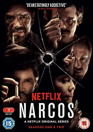 Narcos The Complete Seasons One Two Dvd Amazoncouk
