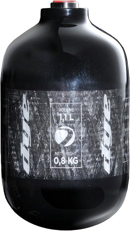 Hp System 300 Bar Arm Otech 1 1l Composite Bottle TÜv Approved Sport Freizeit