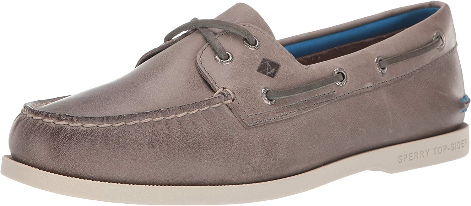 Sperry Top Sider AO 2 Eye Plush Washable, Chaussures Bateau