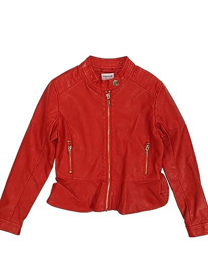 Black Mayoral 3410 Striped Strass Jacket for Girls