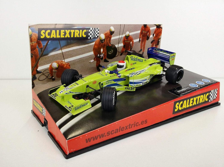 SCX Slot Scalextric 6057 Minardi F-1