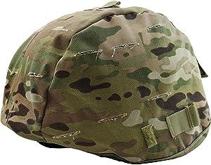 MICH/ACH Multicam Helmet Cover