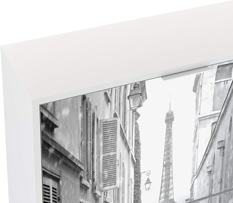 Movian Constance Modern - Armario zapatero de 3 puertas París, 25 x 75 x 128 cm (Impresión de París): Amazon.es: Hogar