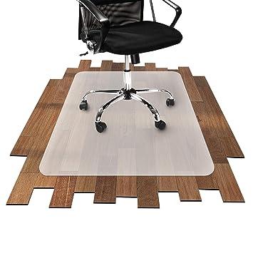 Bürostuhlunterlage für Hartböden (Parkett, Laminat, Fliesen, etc ...
