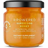 BEEKEEPER'S NATURALS B.Powered - Fuel Your Body & Mind, Helps with Immune Support, Mental Clarity, Enhanced Energy…