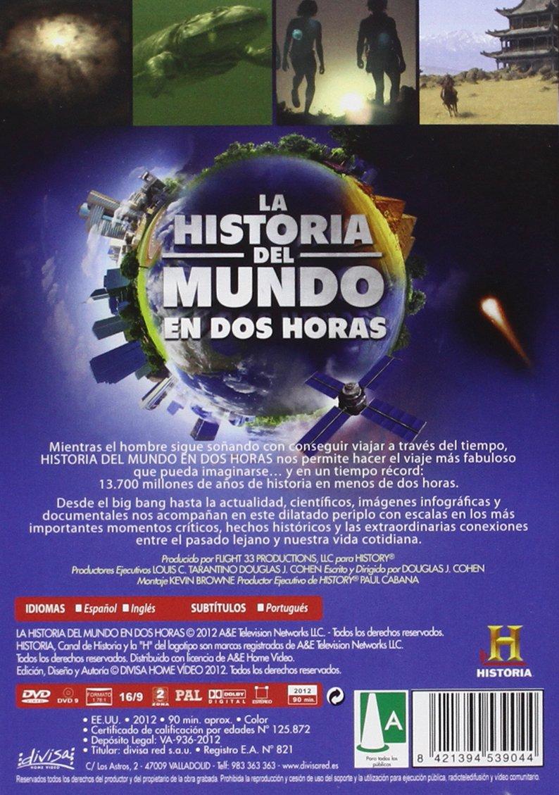 Amazon.com: La Historia Del Mundo En Dos Horas(Docum (Import Movie) (European Format - Zone 2) (2012) Douglas J Cohen: Douglas J. Cohen.: Movies & TV
