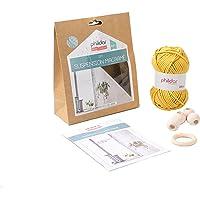 Phildar Kit de creación Suspensión macramé Coloris, algodón