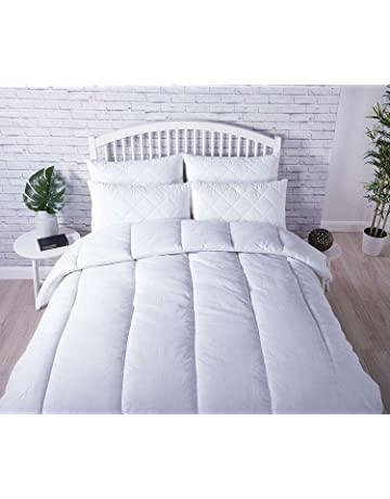UK Made Energy Efficient Imperial Rooms® Premium 10.5 tog Extra Thick & Warm Duvet Quilt Double Size