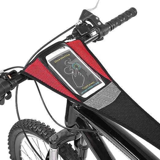 WE-WIN Marco de Bicicleta Protector de Sudor Absorbe el Sudor ...
