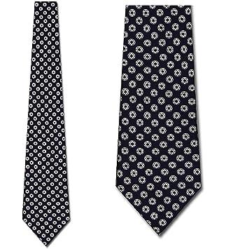 Imperial Crest Silk Tie - Corbata para hombre de Star Wars: Amazon ...