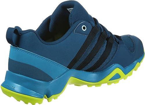 adidas Unisex Kinder Terrex Ax2r Cp K Trekking & Wanderhalbschuhe, blau