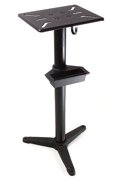 WEN 4288 Cast Iron Bench Grinder Pedestal Stand