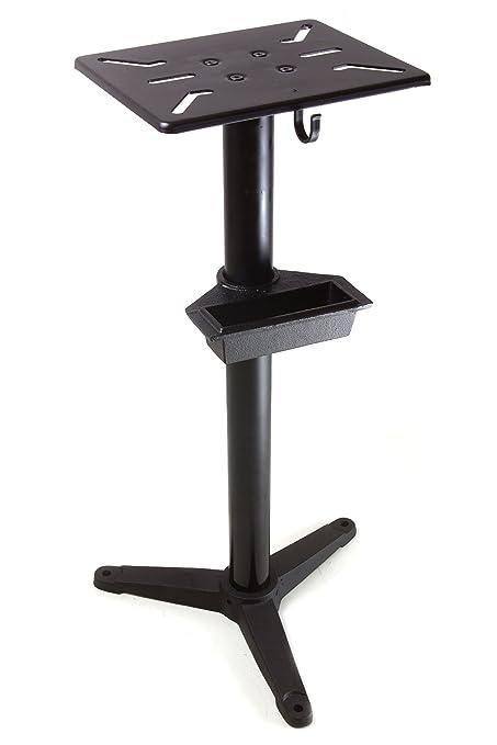 Sensational Wen 4288 Cast Iron Bench Grinder Pedestal Stand With Water Pot Unemploymentrelief Wooden Chair Designs For Living Room Unemploymentrelieforg