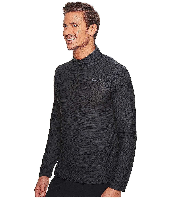 a8f89b06 Nike Men's Breathe Dry Quarter Zip Long Sleeve Shirt at Amazon Men's  Clothing store: