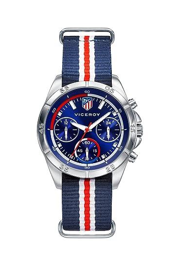 Reloj Viceroy Niño 42304-37, Colección Atlético De Madrid: Amazon.es: Relojes