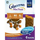 Glucerna Mini Treats, 24Count, for People with Diabetes to Help Manage Blood Sugar, with Carbsteady & Essential Vitamins…