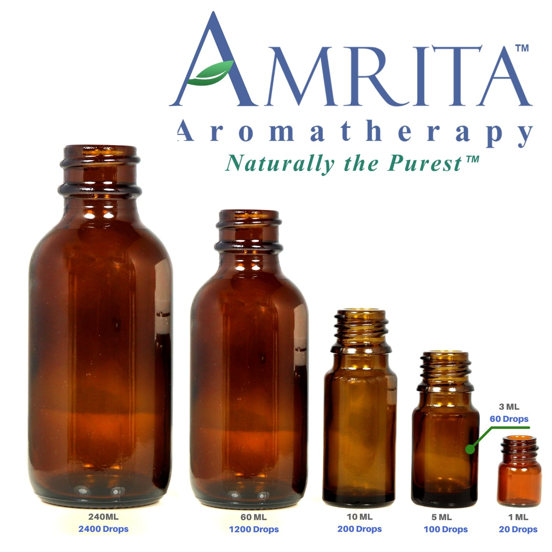 Jasmine Grandiflorum Essential Oil (Jasminum grandiflorum) - USDA Certified Organic - Pure & Therapeutic Grade Essential Oil - SIZE: 240ML