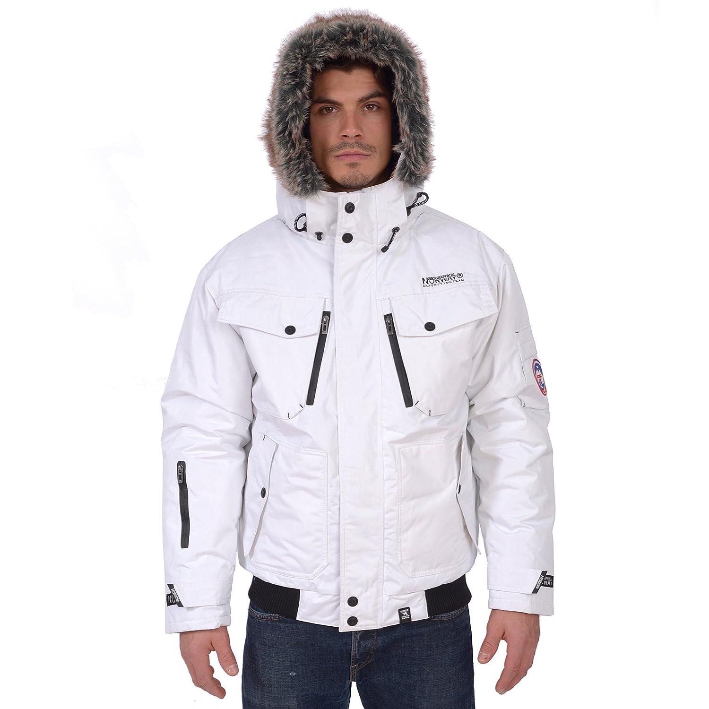 Geographical Norway Men's Cabriolet Winter Jacket Warm Parka BIAC_CABRI
