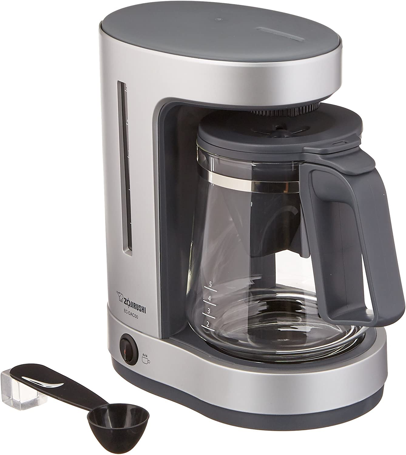 ZOJIRUSHI EC-DAC50 ZUTTO 5-CUP DRIP COFFEE MAKER