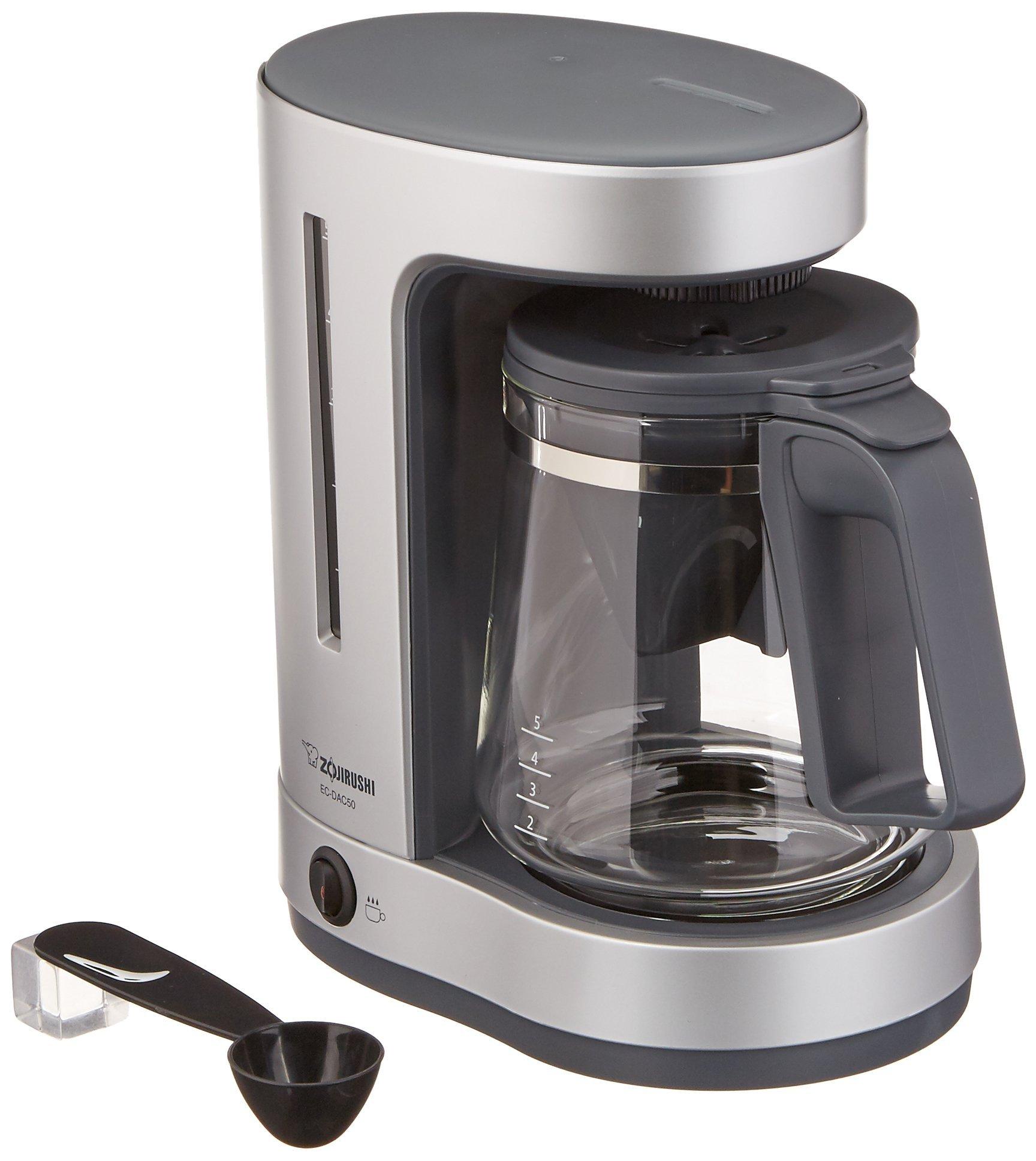 Zojirushi EC-DAC50 Zutto 5-Cup Drip Coffeemaker by Zojirushi