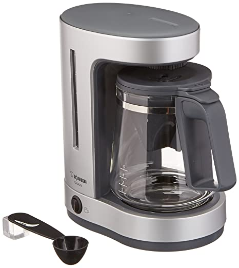 Amazon.com: ZUTTO cafetera eléctrica de 5 tazas, Coffeemaker ...