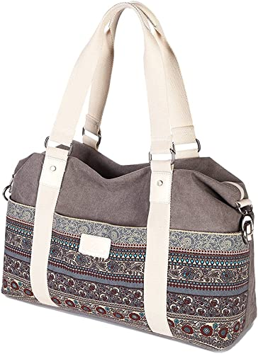 Z G Retro Multi-Purpose Tote Bag Stylish Bag Shoulder Bag Messenger Bag Diaper Bag