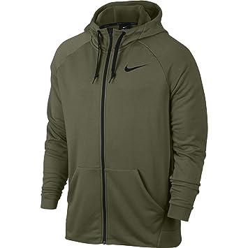 4af922295d48 Nike Herren Dry Full-Zip Fleece Hoodie  Amazon.de  Sport   Freizeit