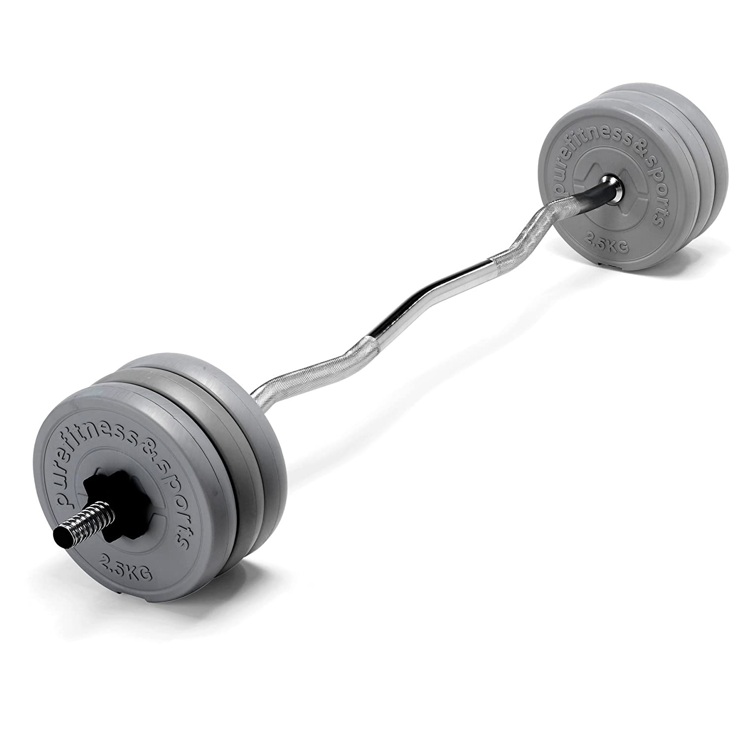 """4X Olympic Dumbbell Barbell Bar Lock 2/"""" Weight Clamps Spinlock Collars Gym Train"""