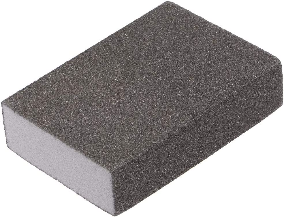 Sourcingmap Bloque de lija de /óxido de aluminio para pintura de madera metal
