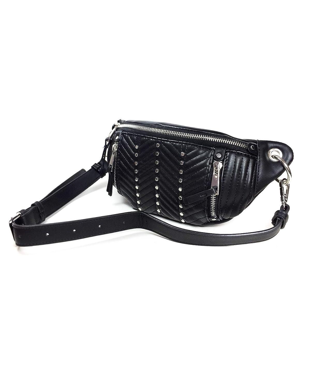 713ed111b75b Zara Women Belt bag with zips 6424/304: Handbags: Amazon.com