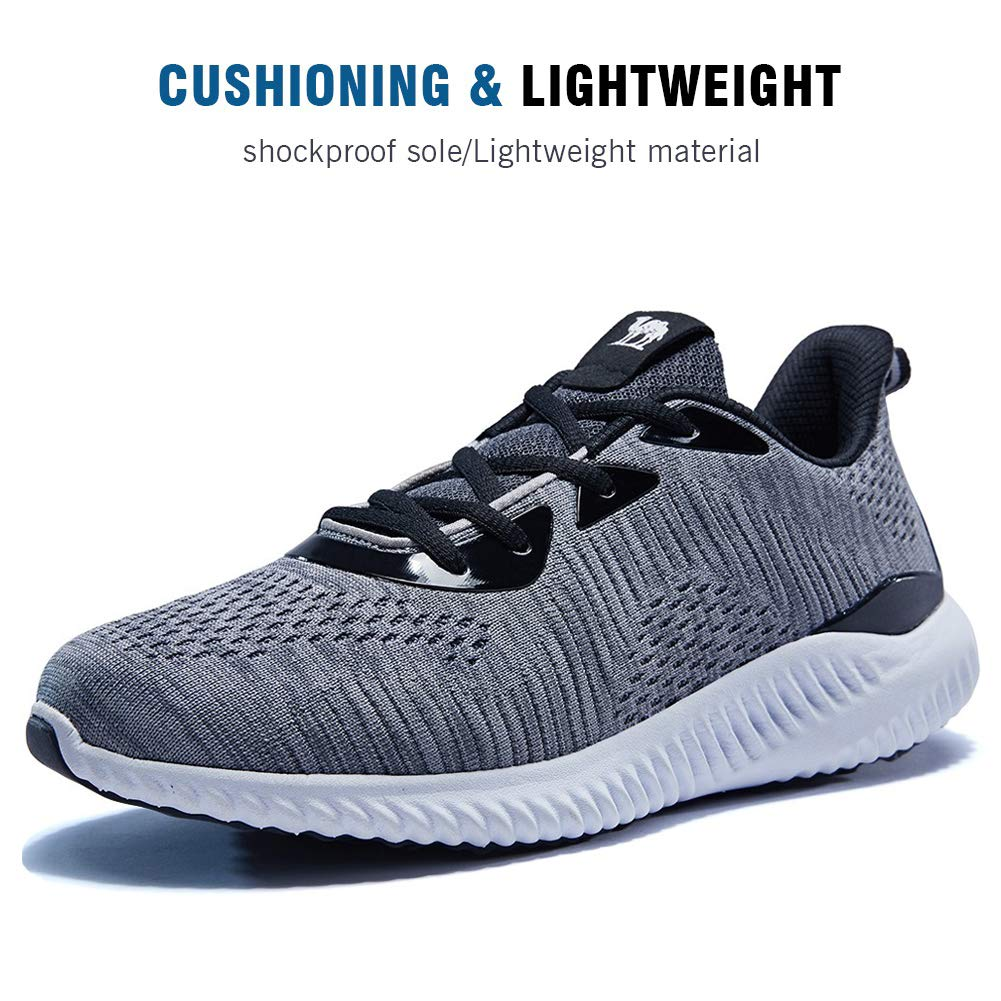 CAMELSPORTS Men s Running Shoes Lightweight Shockproof Walking Shoes Cushioning Men Sneakers for Gym Sports Casual Athletic Outdoor