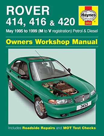 rover 414 manual free rh rover 414 manual free mollysmenu us Haynes Repair Manuals Online Online Repair Manuals