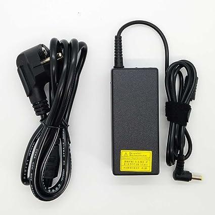 90w Adaptador Cargador Nuevo y Compatible para Portátiles Acer, Packard Bell, eMachines y Getaway