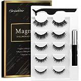 Magnetic Eyelashes Kit Magnetic Eyeliner With Magnetic Eyelashes Magnetic Lashliner For Use with Magnetic False Lashes Natura