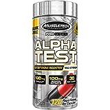 Testosterone Booster for Men   MuscleTech AlphaTest   Tribulus Terrestris for Men   Max-Strength ATP & Test Booster for…