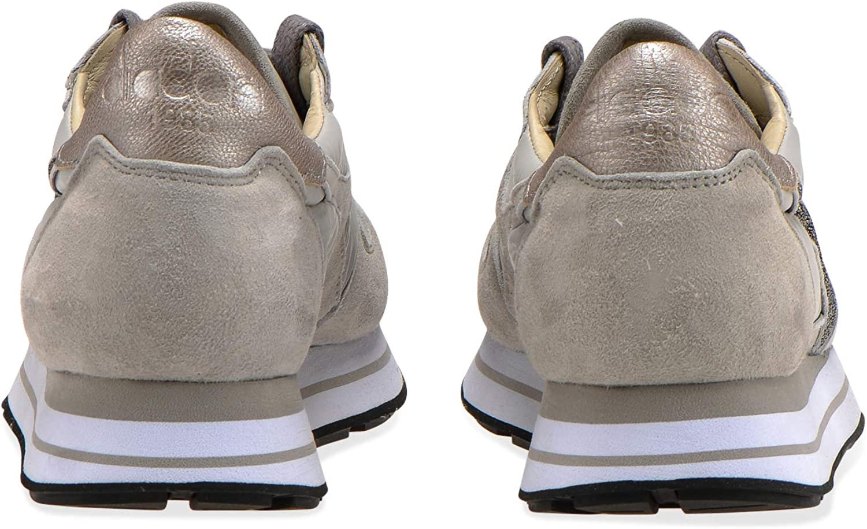 Diadora Heritage - Sneakers CAMARO H ITA W per donna 75072 Gray Ash Dust